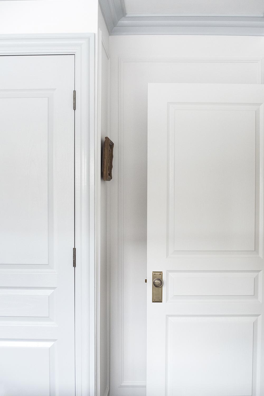 Master Bedroom Doors and Trim