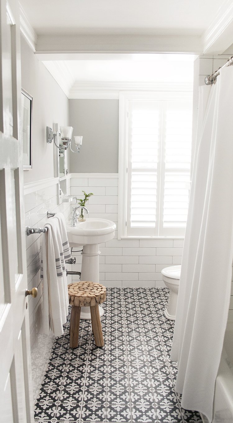 Room 101 : How to Renovate a Bathroom - Room for Tuesday Blog