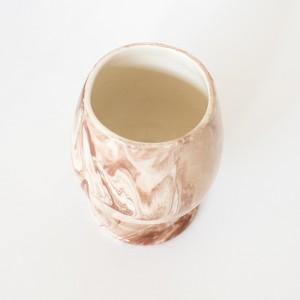 pedstal vase