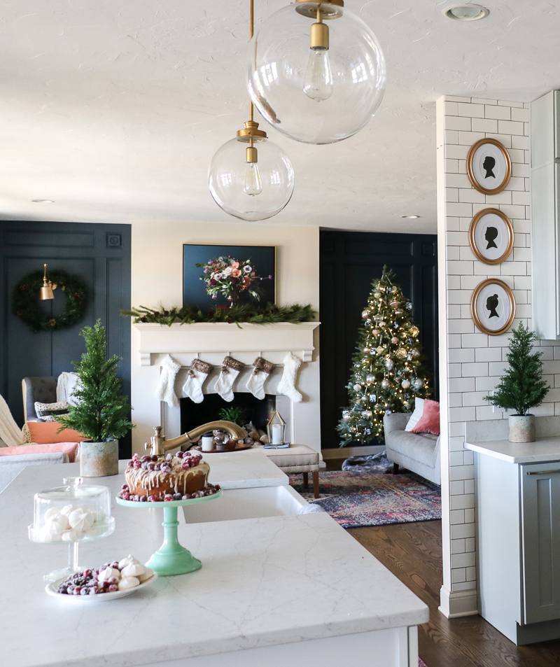 Home Decor For Christmas Holidays: Holiday Home Swap For Christmas