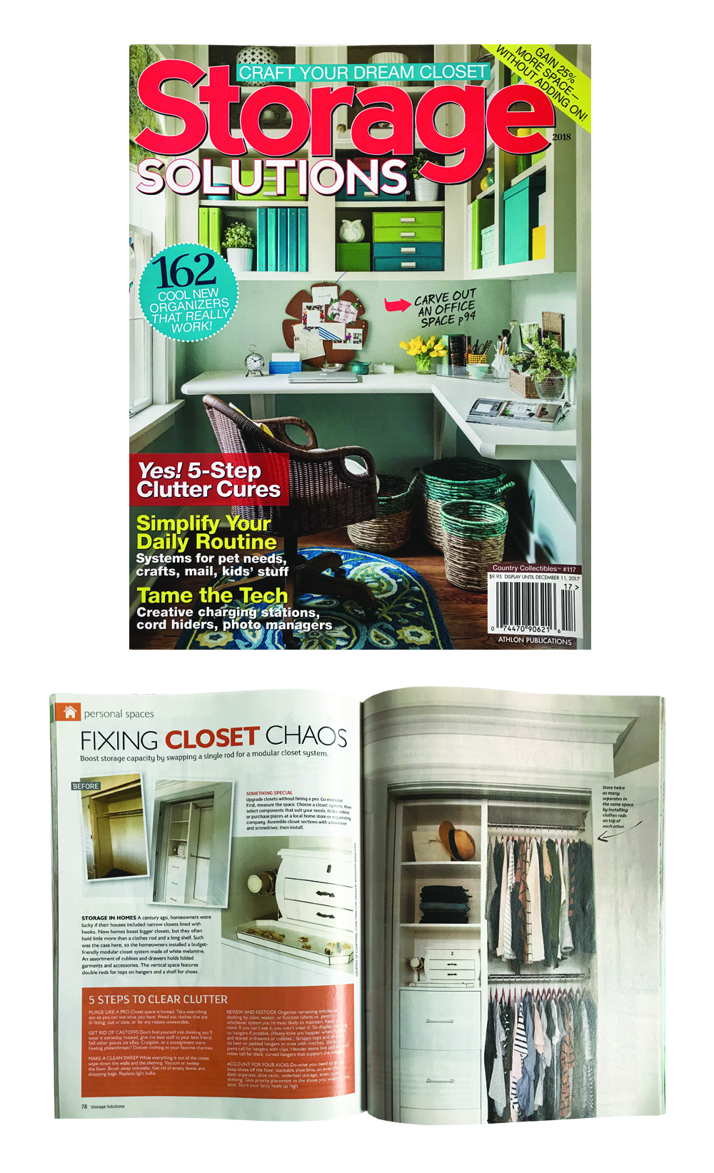 Storage Solutions Print Magazine Room For Tuesday