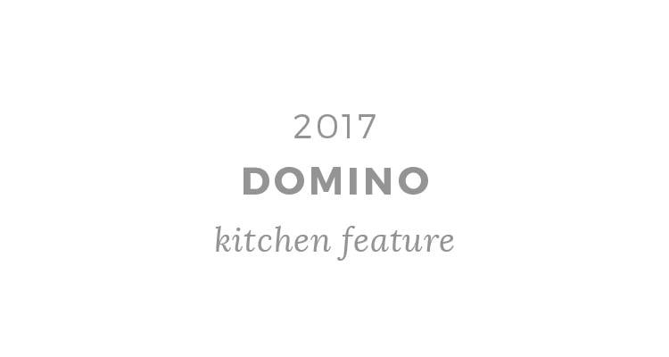 domino press 2017 kitchen