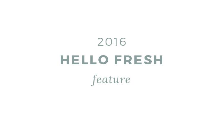 hello fresh press 2015