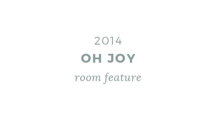 oh joy press 2014