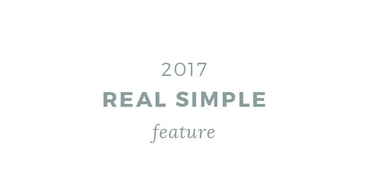 real simple press 2017