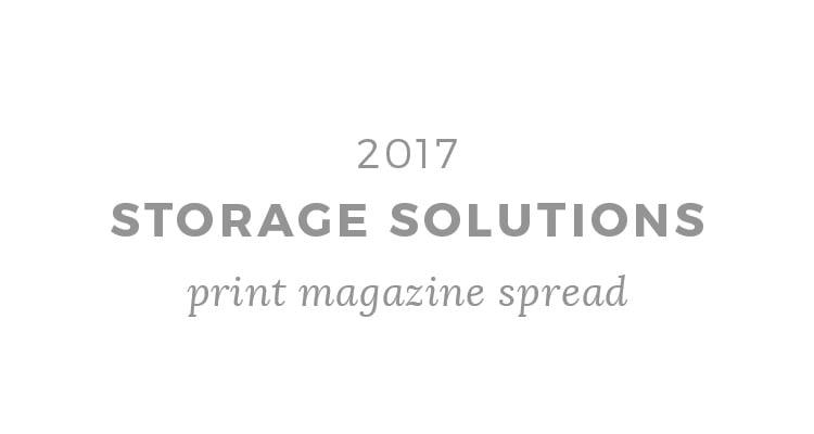 storage solutions magazine press