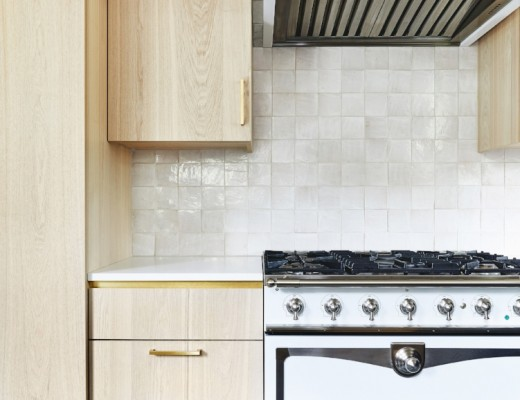Light Wood Kitchen Cabinetry