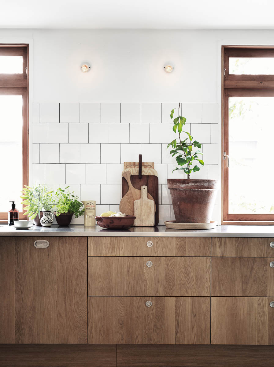The Return of the Wood Kitchen - roomfortuesday.com