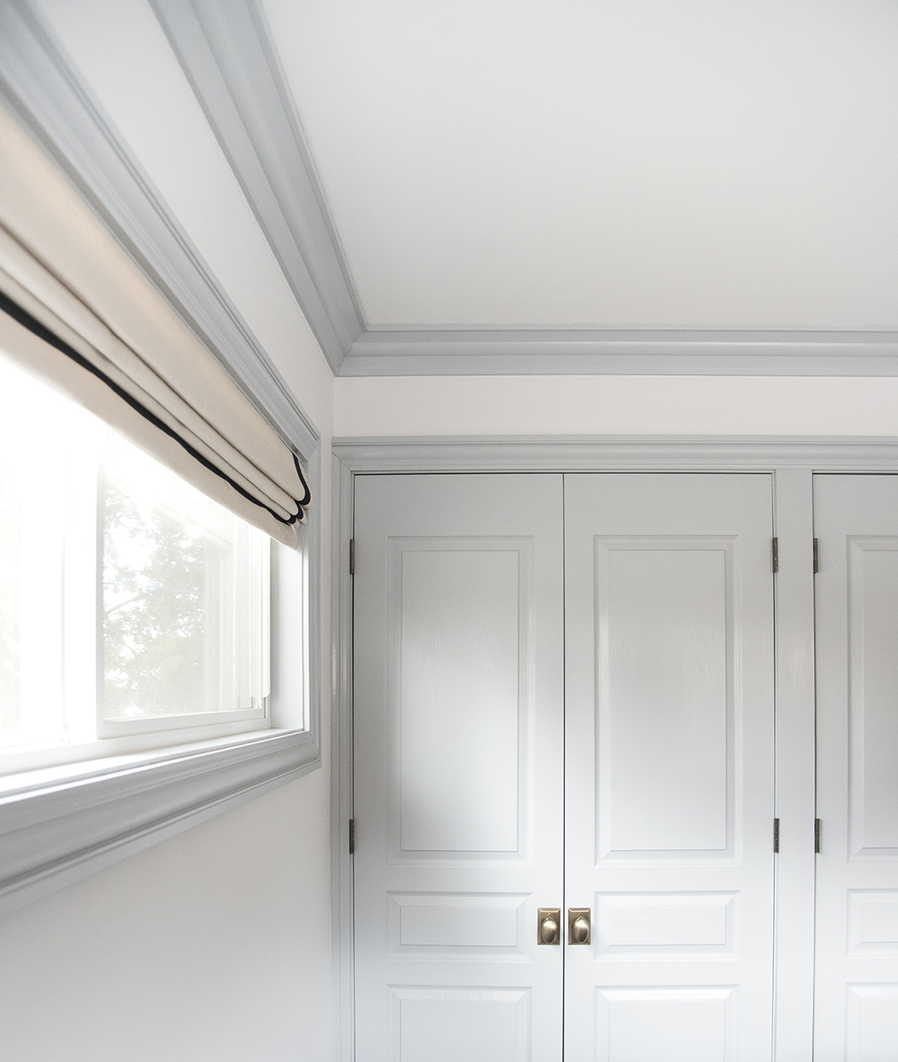My Thoughts On Moulding & Millwork - Room for Tuesday on wainscoting at windows, wainscoting dining room with window, wainscoting wall with window, wainscoting ideas, wainscoting panels under windows,
