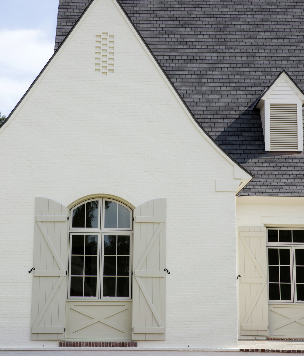 Parade Of Homes Paint Color Scheme And Tour: Exterior Paint Color Combinations