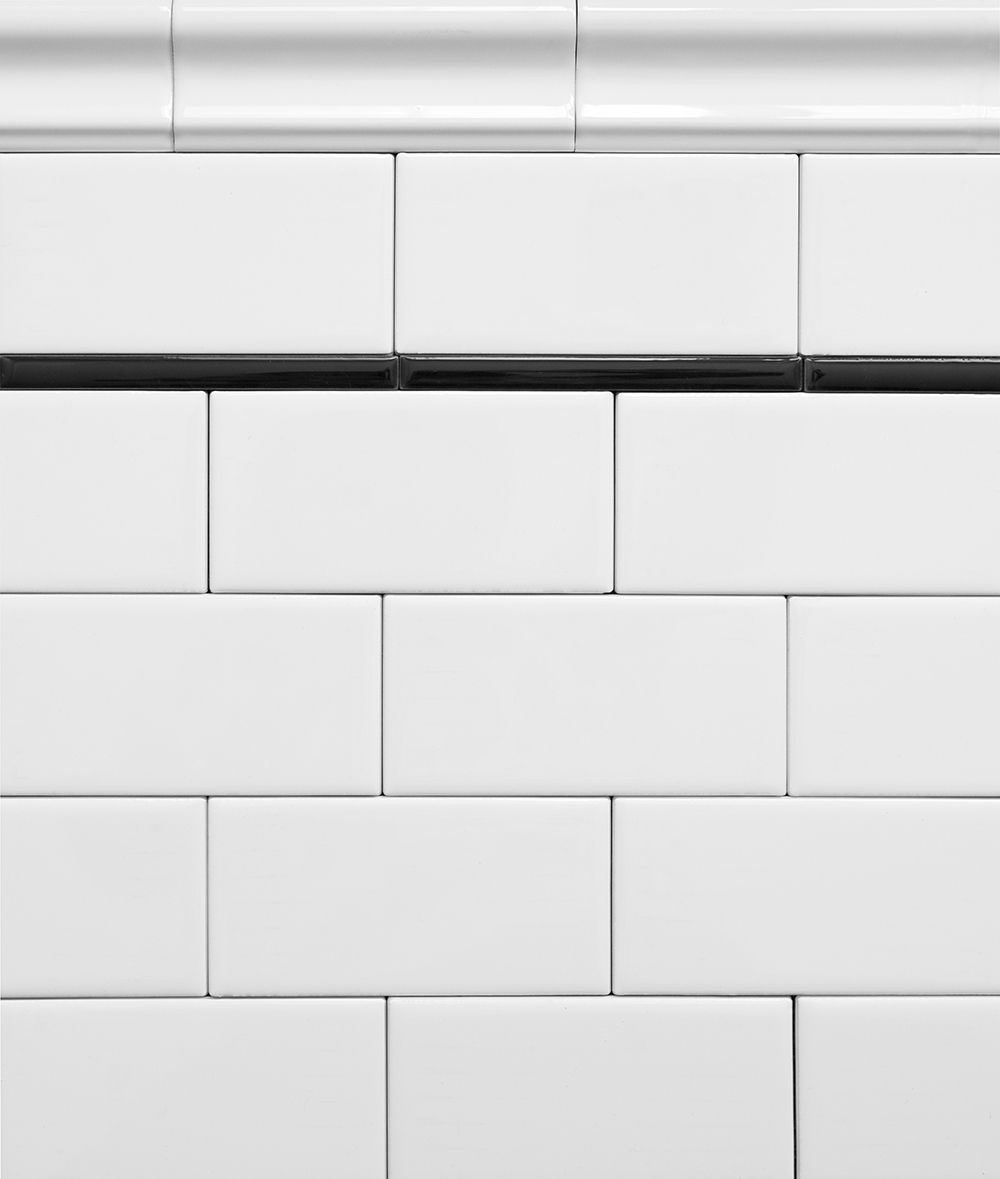 how to make subway tile look classic