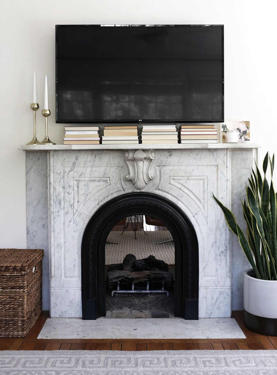 Design Discussion Tv Over The Fireplace Room For Tuesday