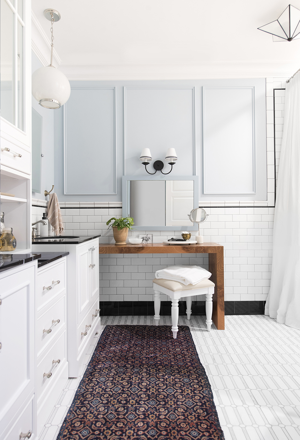 Look for Less : Our Guest Bath - Room for Tuesday